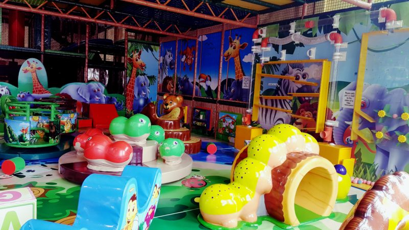 Encourage Your Toddlers To Develop Their Motor Skills And Enjoy Many Fun Activities In Our Specially Designed Area