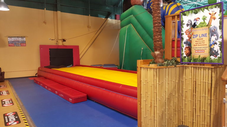 indoor party places for kids