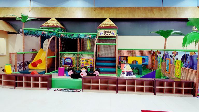 Safari Nation Indoor Playground Best Kids Birthday Party
