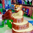 indoor playground birthday party